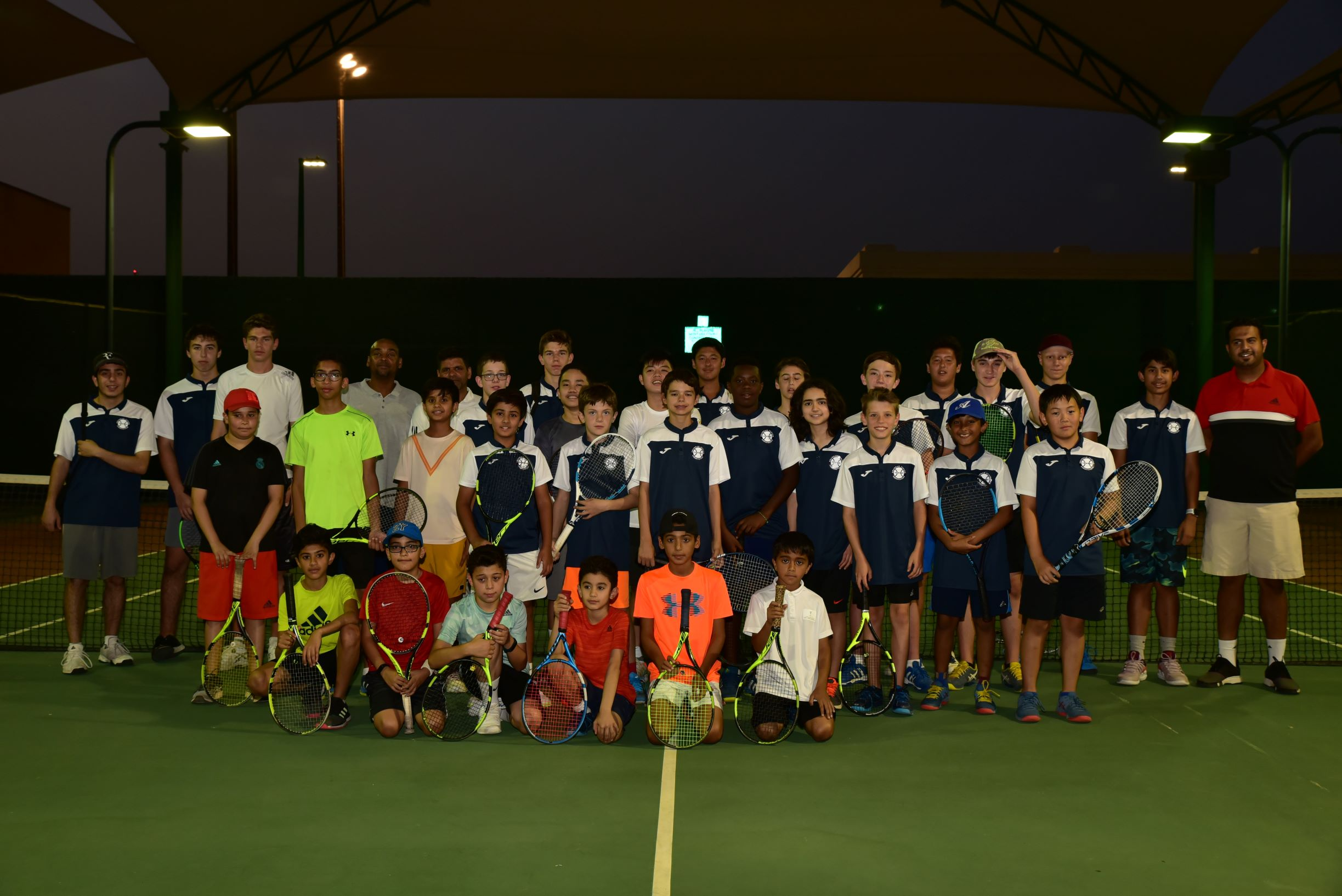 Dhahran Junior Tennis Association